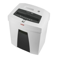 HSM SECURIO C16c, 6-7 Sheet, Cross Cut, 6.6 gal. Capacity