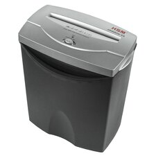 HSM shredstar X5, 5-7 sheets, cross-cut, 4.2 gal. capacity