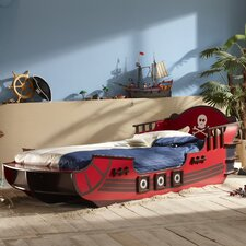 "Piratenbett ""Crazy Shark"""