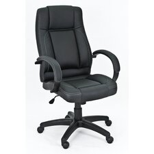 "Office Chair ""Hepha"" in Schwarz"