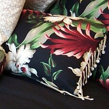 Orchids Cotton Pillow
