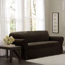 2 Piece Cobblestone Loveseat Slipcover