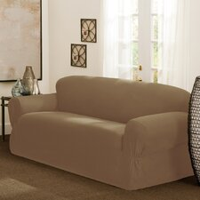 Canvas Loveseat Slipcover