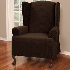Mitchell Wing Chair Slipcover
