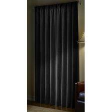Serenity Microfiber Blackout Energy Window Panel