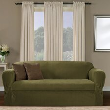 <strong>Maytex</strong> Collin Stretch Separate Seat Sofa Slipcover