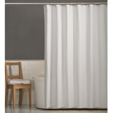 Microfiber Fabric Shower Curtain