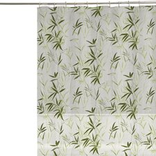 <strong>Maytex</strong> Zen Garden Vinyl Shower Curtain