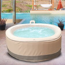 Birkin B-132 4 Person Inflatable Bubble Spa
