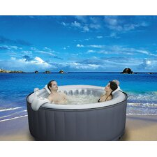 <strong>MSPA USA</strong> Cloud 4 Person Inflatable Bubble Spa