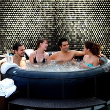 6-Person 130-Jet Inflatable Bubble Spa