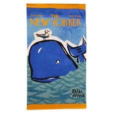 Conde Nast Whale Beach Towel