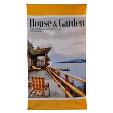 <strong>Home Source International</strong> Conde Nast Lake House Beach Towel