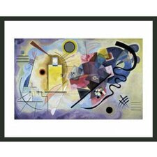 Kandinsky Framed Graphic Art