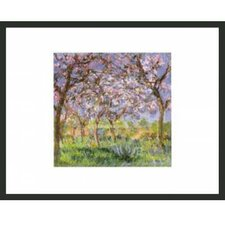 Monetemps Framed Painting Print