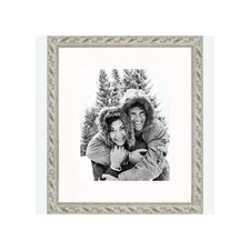 "8"" x 10"" Frame in Antiqued White"