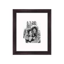 """16"""" x 20"""" Traditional Frame in Mahogany"""