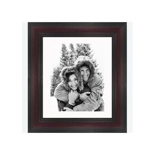 """11"""" x 14"""" Traditional Frame in Two Tone Mahogany"""
