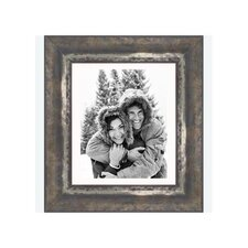 """8"""" x 10"""" Frame in Black and Moss Silver"""