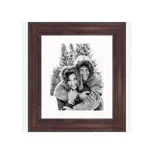 "8"" x 10"" Rustic Pitted Frame in Cherry"