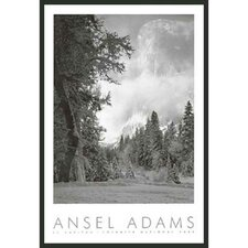 'El Capitan' by Ansel Adams Framed Photographic Print