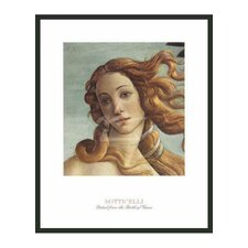 The Birth of Venus Framed Painting Print