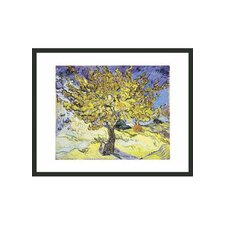 "<strong>Frames By Mail</strong> Mullberry Tree by Van Gogh Framed Print - 11"" x 14"""