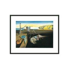 "The Persistence of Memory by Dali Framed Print - 11"" x 14"""