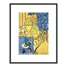 Matisse Interior Framed Painting Print