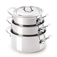 <strong>Mauviel</strong> M'Cook Multi-Pot with Lid