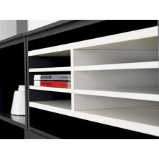 Performance Organiser for Bookcase