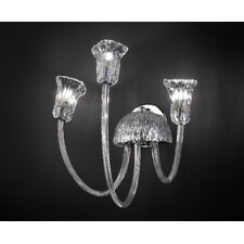 Art. 599 3 Light Wall Light by Marina Toscano