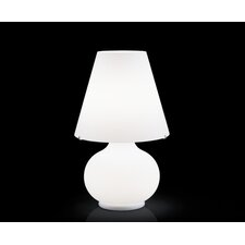 Paralume Table Lamp in White