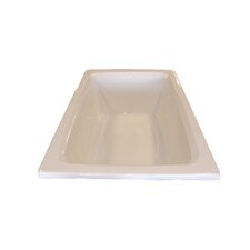 "<strong>American Acrylic</strong> 60"" x 42"" Rectangular Air Tub"
