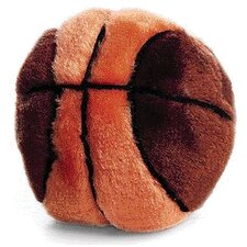 <strong>Ethical Pet</strong> Plush Basketball Dog Toy