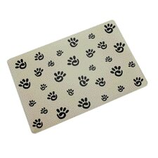 <strong>Ethical Pet</strong> Designer Paw-Print Placemat