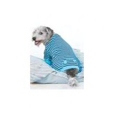Striped Dog Pajama
