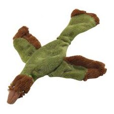 <strong>Ethical Pet</strong> Skinneeeez Archeopteryx Dog Toy in Green