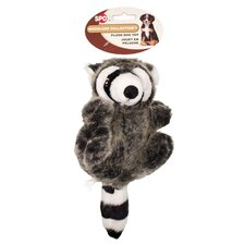 <strong>Ethical Pet</strong> Spot Woodland Collection Raccoon Dog Toy