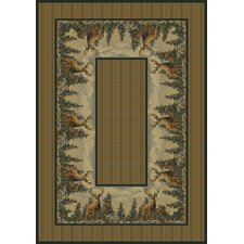 <strong>Hautman Brothers Rugs</strong> Hautman Standing Proud Novelty Rug