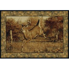 Hautman We'll Meet Again Novelty Rug