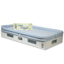 <strong>Secure Beginnings</strong> SafeSleep Breathable Crib Mattress