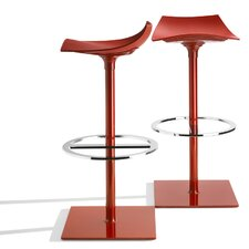 Hoop 61 cm Bar Stool with Swivel