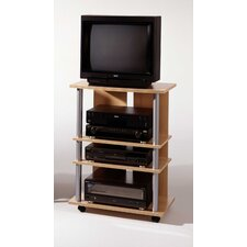 "118cm TV / HiFi-Regal ""Variant 21"" in Buche"