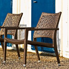 Altea Relax Chair by Varaschin R and D (Set of 2)