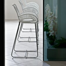 Varaschin Loop Bar Stool by Nigel Coates