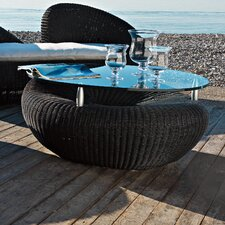 Rollover Oval Coffee Table