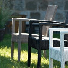 Lotus Stackable Armchair by Varaschin R and D