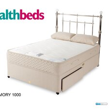 Dot Com Renoir Memory Foam Pocket Sprung 1000 Mattress