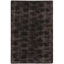 Animal Hide Brown / Black Fur Rug